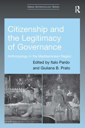 Citizenship and the Legitimacy of Governance