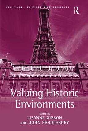 Valuing Historic Environments book cover