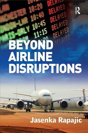Beyond Airline Disruptions (Hardback) book cover