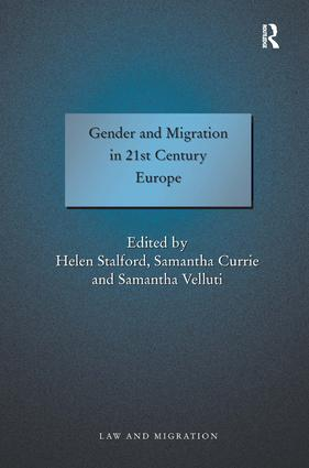 Gender and Migration in 21st Century Europe