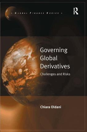 Governing Global Derivatives: Challenges and Risks book cover