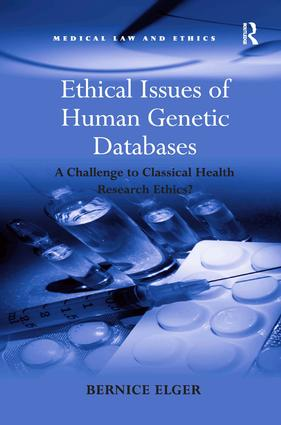 Selected Existing Genetic Databases: Distinctive Features, Ethical Problems and the Public Debate