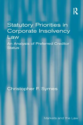 Musing on Other Possibilities for Statutory Priorities