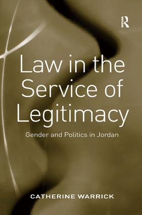 Law in the Service of Legitimacy