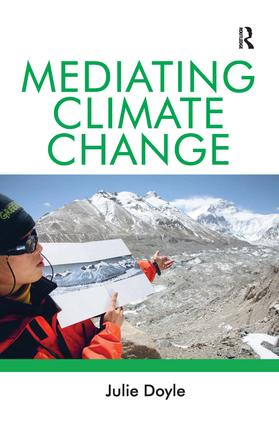 Mediating Climate Change: 1st Edition (Hardback) book cover