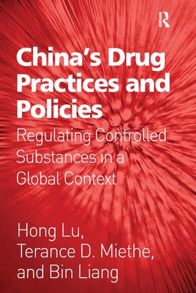 Theoretical Issues and Explanations of China's Drug Laws