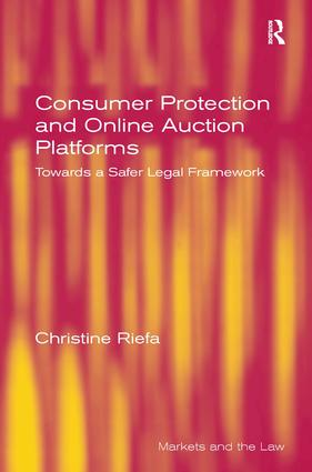 The Control of Unfair Terms in Online Auction Contracts