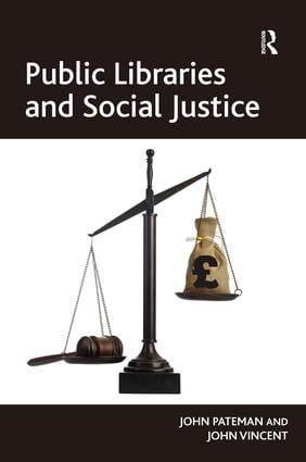 Public Libraries and Social Justice book cover