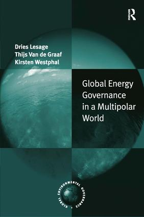 Global Energy Governance in a Multipolar World (Hardback) book cover