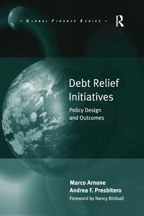 Debt Relief Initiatives