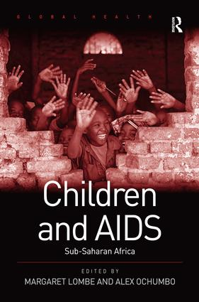 Children and AIDS: Sub-Saharan Africa book cover