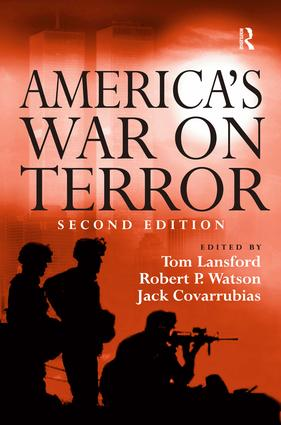 America's War on Terror: 2nd Edition (Hardback) book cover