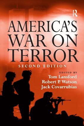 America's War on Terror: 2nd Edition (Paperback) book cover