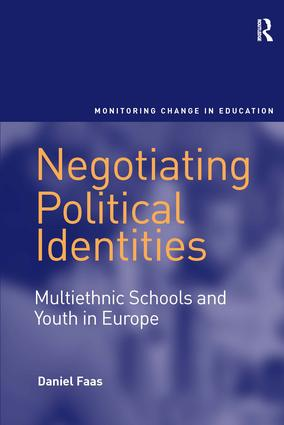 Political Identities in a Multicultural Europe