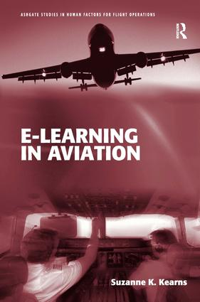 e-Learning in Aviation (Hardback) book cover