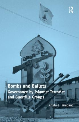 Bombs and Ballots: Governance by Islamist Terrorist and Guerrilla Groups, 1st Edition (Hardback) book cover