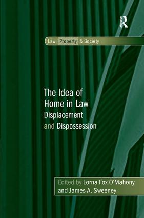The Idea of Home in Law