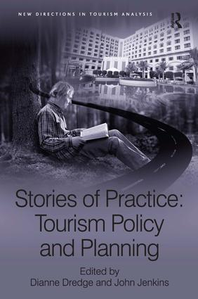 Stories of Practice: Tourism Policy and Planning (Hardback) book cover