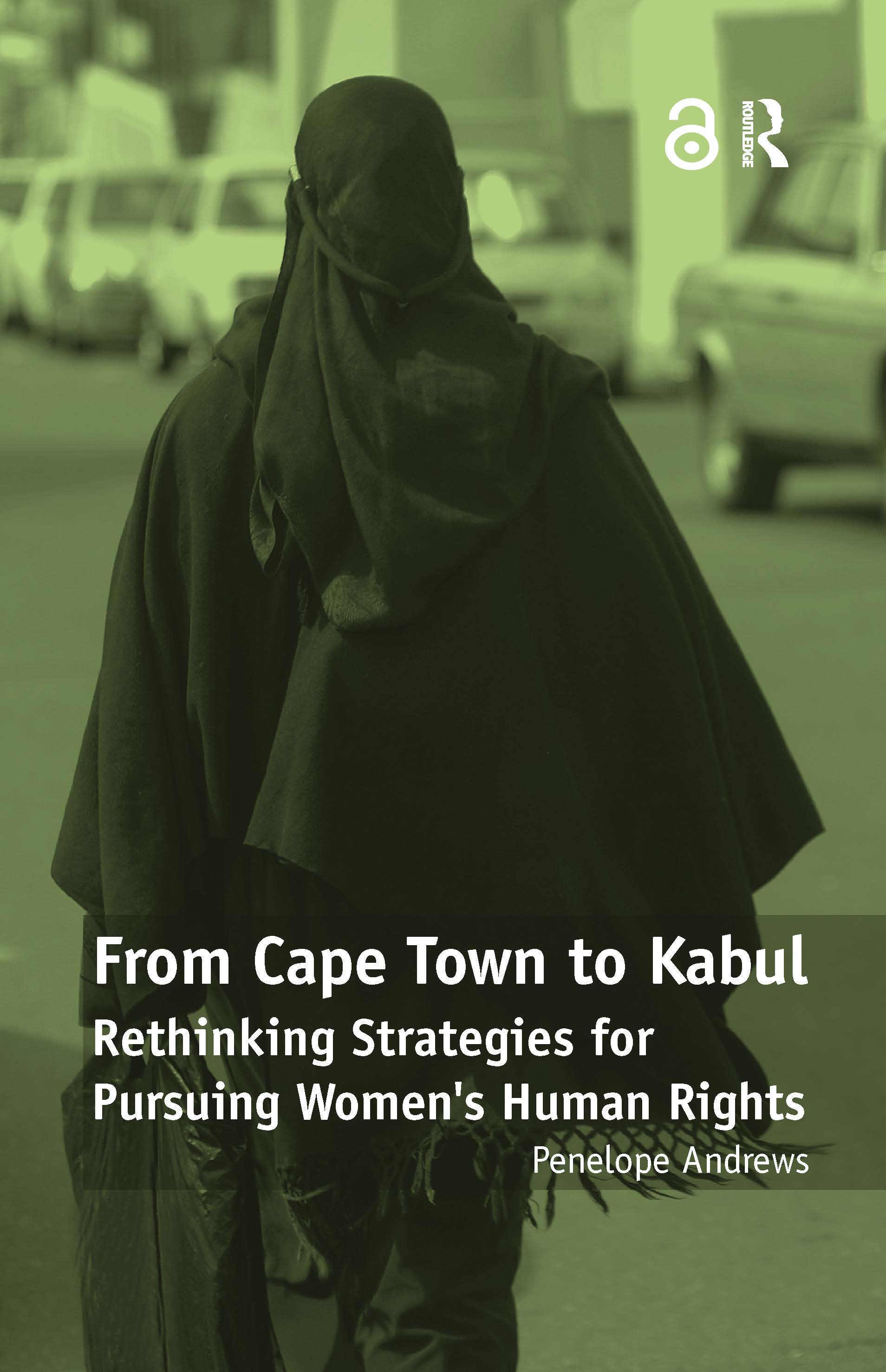 From Cape Town to Kabul: Rethinking Strategies for Pursuing Women's Human Rights (Hardback) book cover