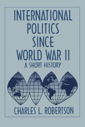 Fifty Years of Change: Short History of World Politics Since 1945: Short History of World Politics Since 1945, 3rd Edition (Paperback) book cover