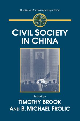 Civil Society in China: 1st Edition (Paperback) book cover