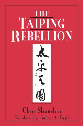 The Taiping Rebellion: 1st Edition (Paperback) book cover
