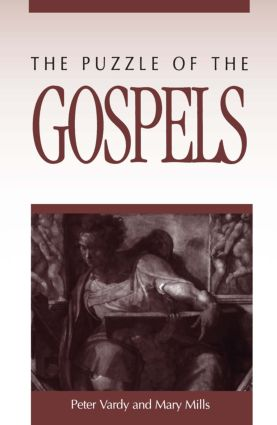 The Puzzle of the Gospels: 1st Edition (Paperback) book cover