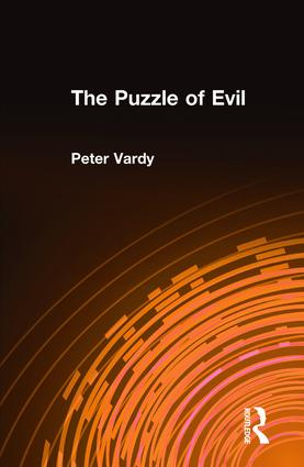 The Puzzle of Evil: 1st Edition (Paperback) book cover