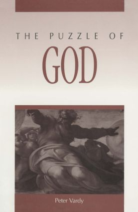 The Puzzle of God: 1st Edition (Hardback) book cover