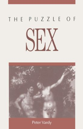 The Puzzle of Sex: 1st Edition (Paperback) book cover