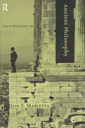 Introduction to Ancient Philosophy: 1st Edition (Paperback) book cover
