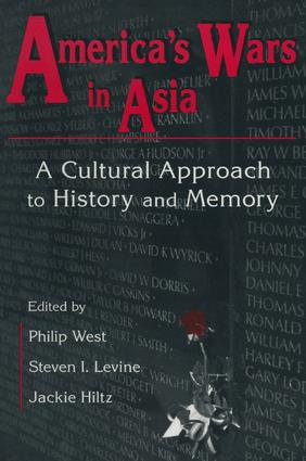 United States and Asia at War: A Cultural Approach: A Cultural Approach, 1st Edition (Paperback) book cover