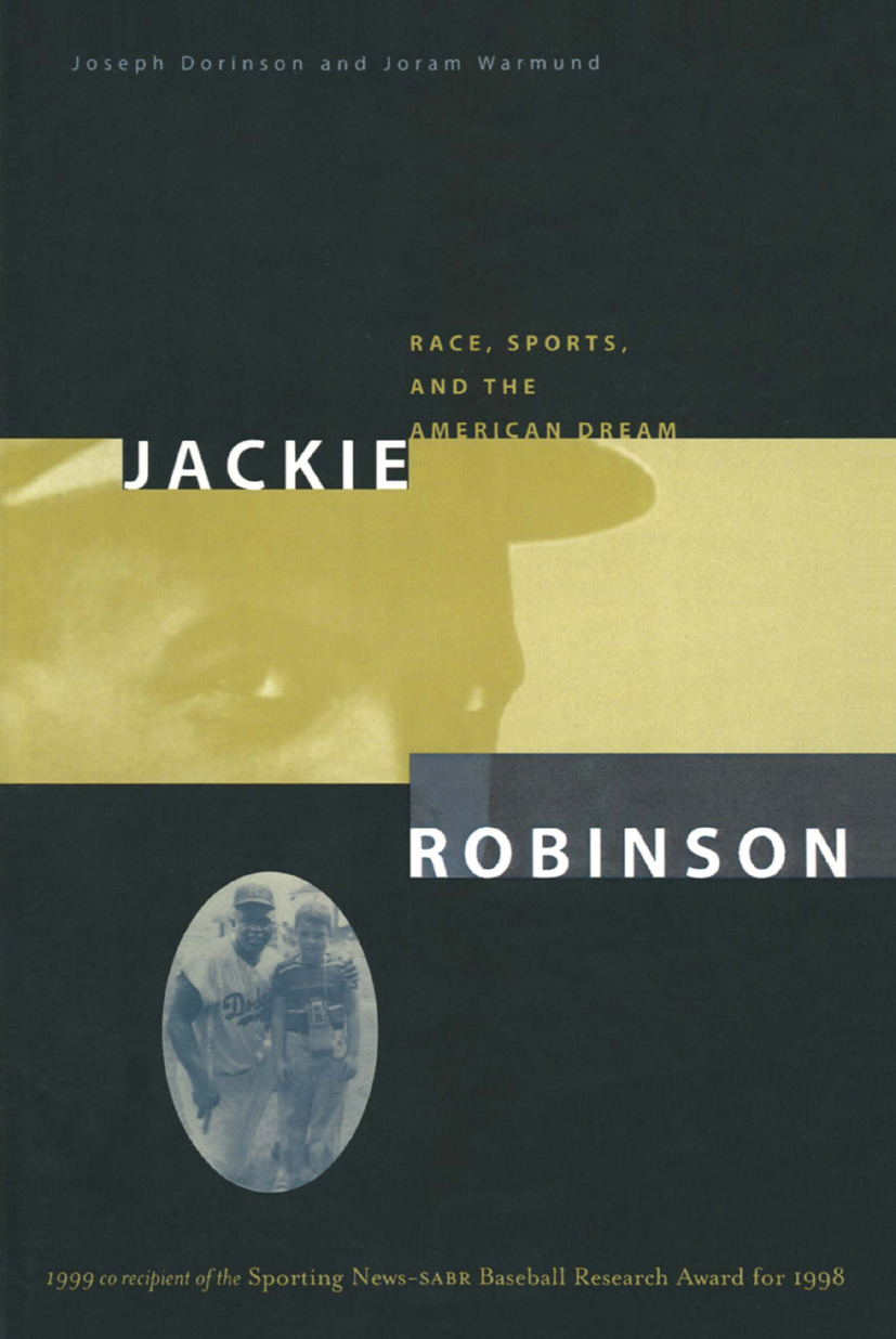 Jackie Robinson: Race, Sports and the American Dream book cover