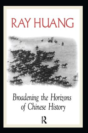 Broadening the Horizons of Chinese History
