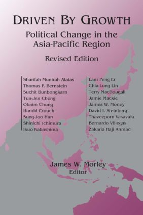 Driven by Growth: Political Change in the Asia-Pacific Region, 2nd Edition (Paperback) book cover