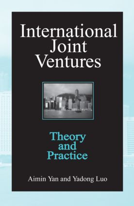 International Joint Ventures: Theory and Practice: Theory and Practice, 1st Edition (Paperback) book cover