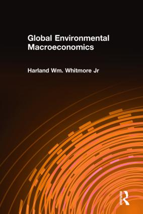 Global Environmental Macroeconomics: 1st Edition (Hardback) book cover