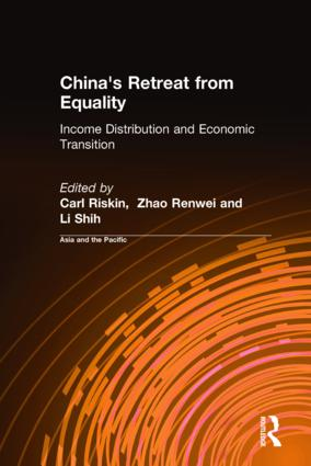 A More Unequal China? Aspects of Inequality in the Distribution of Equivalent Income