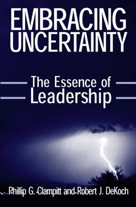 """Does """"Embracing Uncertainty"""" Really Work?"""