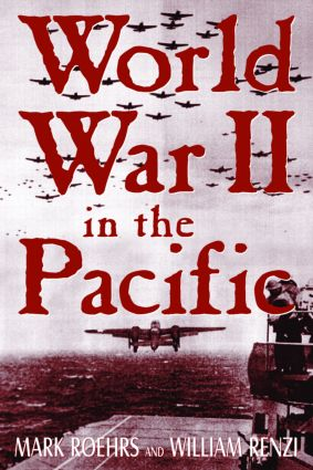 World War II in the Pacific: 2nd Edition (Hardback) book cover
