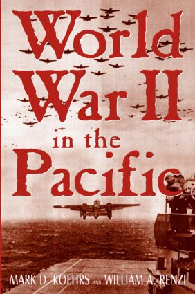 World War II in the Pacific: 2nd Edition (Paperback) book cover