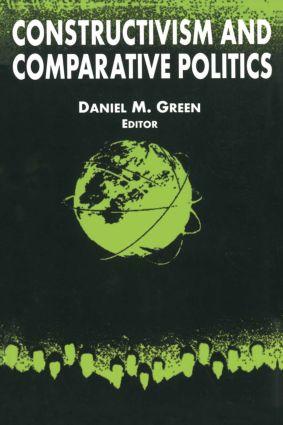 Constructivism and Comparative Politics: 1st Edition (Paperback) book cover