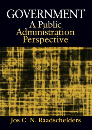 Government: A Public Administration Perspective: A Public Administration Perspective, 1st Edition (Paperback) book cover