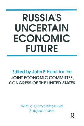 Russia's Uncertain Economic Future
