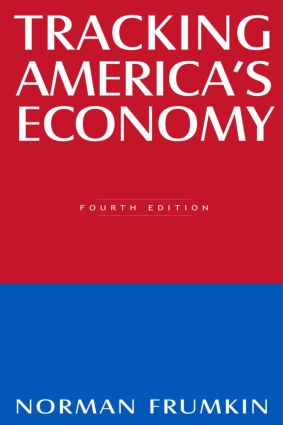Tracking America's Economy: 4th Edition (Paperback) book cover