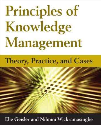 Knowledge Workers: The Management of Human Capital