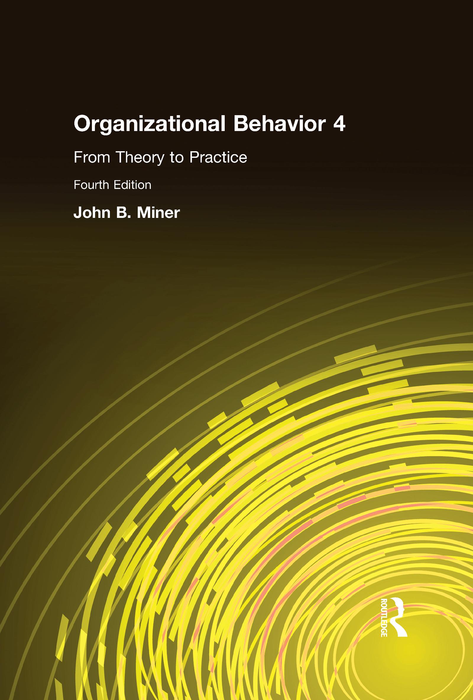 Organizational Behavior 4