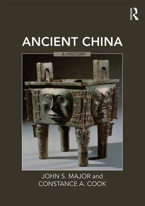 Ancient China: A History, 1st Edition (e-Book) book cover
