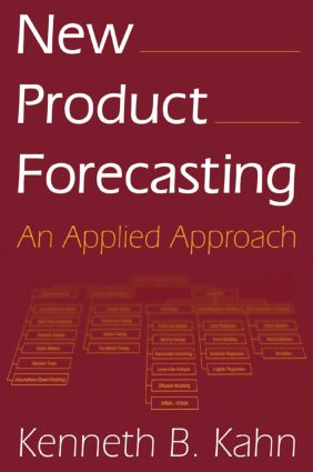 New Product Forecasting: An Applied Approach, 1st Edition (Paperback) book cover