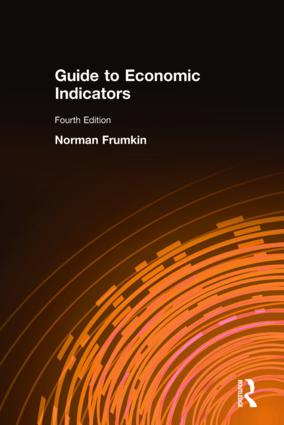 Guide to Economic Indicators: 4th Edition (Paperback) book cover
